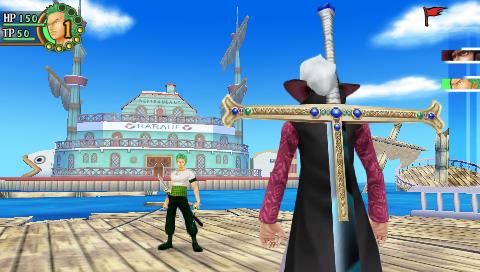 ワンピース ROMANCE DAWN 冒険の夜明け ゲーム画面4