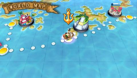 ワンピース ROMANCE DAWN 冒険の夜明け ゲーム画面6