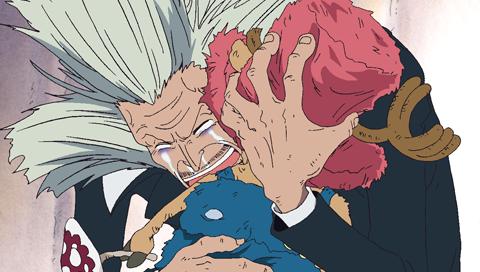 ワンピース ROMANCE DAWN 冒険の夜明け ゲーム画面8