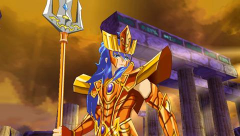 聖闘士星矢Ω アルティメットコスモ ゲーム画面10