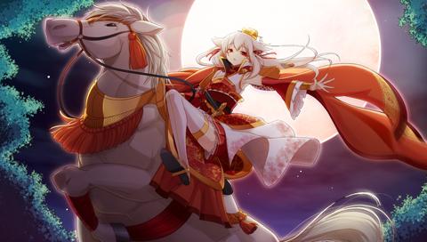 三極姫2~天下覇統・獅志の継承者~ ゲーム画面1