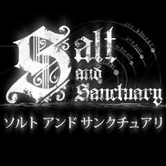 Salt and Sanctuary (ソルト アンド サンクチュアリ) ジャケット画像