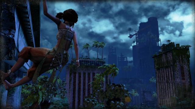 Submerged ゲーム画面3