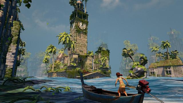 Submerged ゲーム画面4