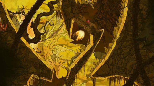 Aaru's Awakening ゲーム画面2