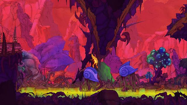 Aaru's Awakening ゲーム画面5
