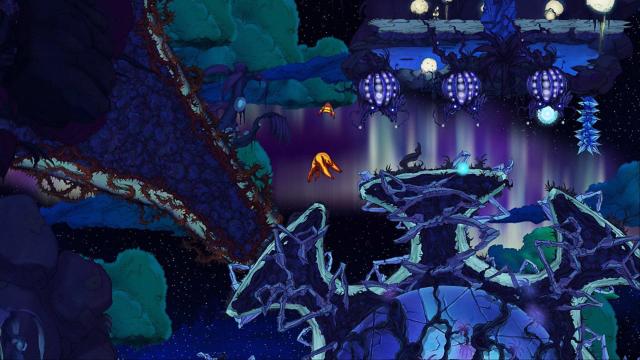 Aaru's Awakening ゲーム画面8