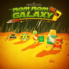 Nom Nom Galaxy ジャケット画像