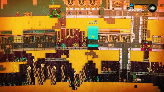 Nom Nom Galaxy ゲーム画面9