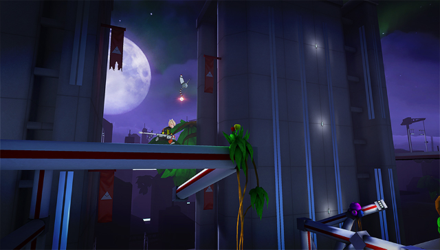 Kick & Fennick ゲーム画面3