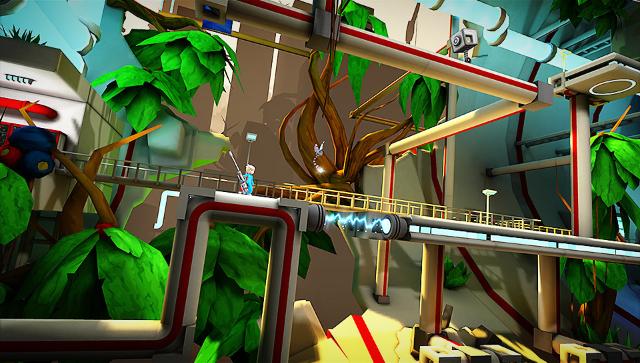 Kick & Fennick ゲーム画面4