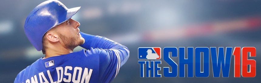 MLB THE SHOW 16(英語版) バナー画像