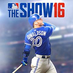 MLB THE SHOW 16(英語版) ジャケット画像