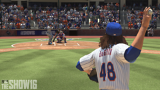 MLB THE SHOW 16(英語版) ゲーム画面1