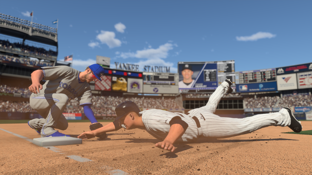 MLB THE SHOW 16(英語版) ゲーム画面2