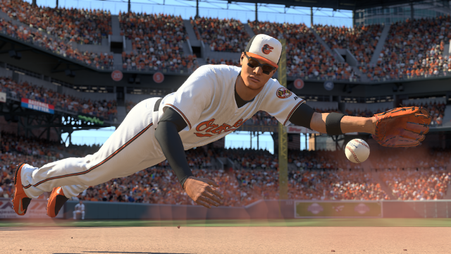 MLB THE SHOW 16(英語版) ゲーム画面6