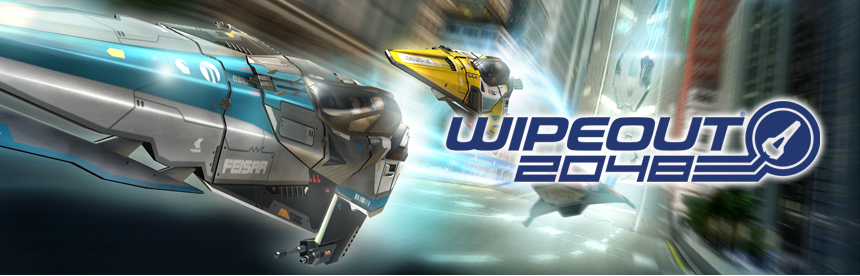 WipEout 2048 バナー画像