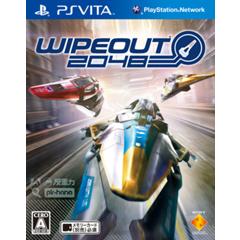 WipEout 2048 ジャケット画像