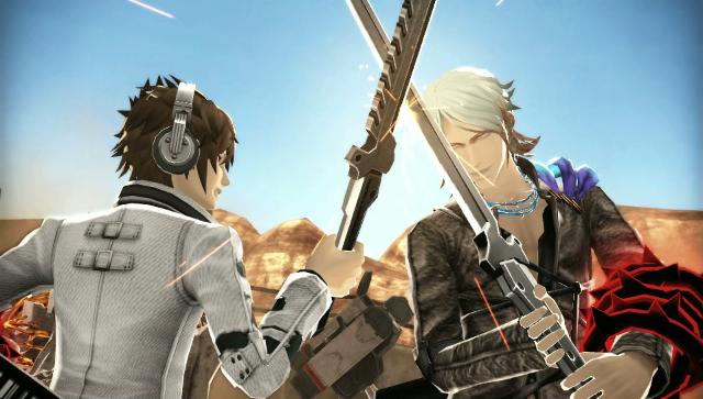 フリーダムウォーズ PlayStation Vita the Best ゲーム画面6