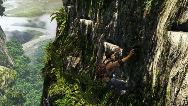 アンチャーテッド -地図なき冒険の始まり- PlayStation®Vita the Best ゲーム画面4