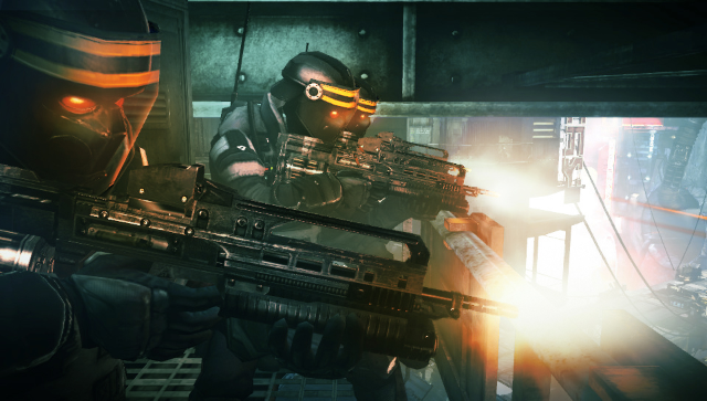 KILLZONE: MERCENARY ゲーム画面4
