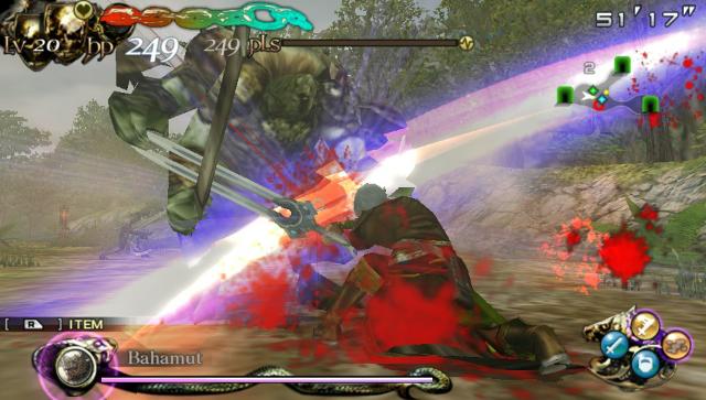 LORD of APOCALYPSE ゲーム画面5