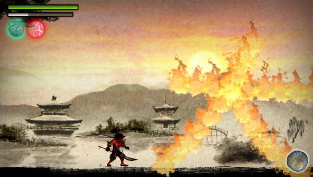 墨鬼 SUMIONI ゲーム画面3