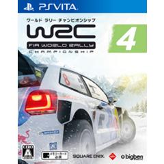 WRC 4 FIA ワールドラリーチャンピオンシップ ジャケット画像