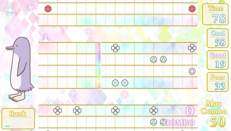 『うたの☆プリンスさまっ♪MUSIC3』ゲーム画面