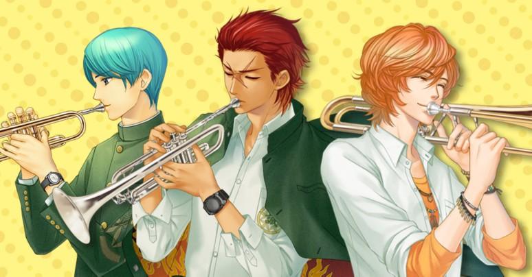 『金色のコルダ4』至誠館高校の生徒たち