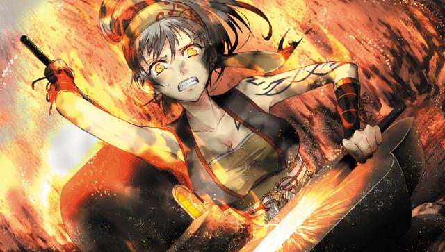 雷子-紺碧の章- ゲーム画面3
