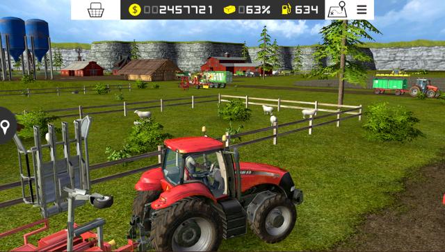 ファーミングシミュレーター 16 ポケット農園3 ゲーム画面4