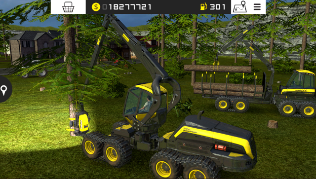ファーミングシミュレーター 16 ポケット農園3 ゲーム画面5