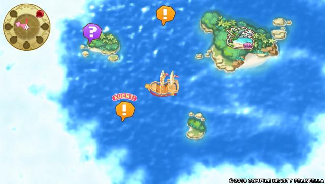 限界凸旗 セブンパイレーツ ゲーム画面10