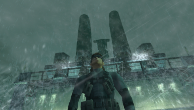 METAL GEAR SOLID HD EDITION ゲーム画面5