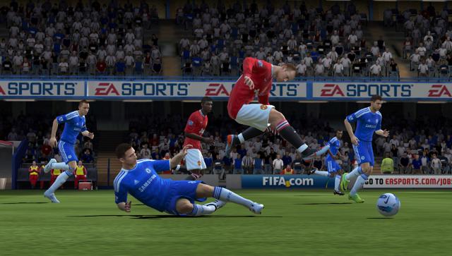 FIFA ワールドクラス サッカー ゲーム画面4