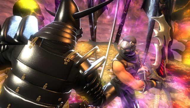 コーエーテクモ the Best NINJA GAIDEN Σ PLUS ゲーム画面2