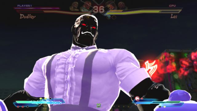 STREET FIGHTER X 鉄拳(ダウンロード+追加キャラパック同梱版) ゲーム画面5