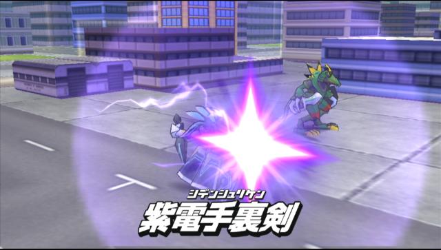 ダンボール戦機W ゲーム画面5