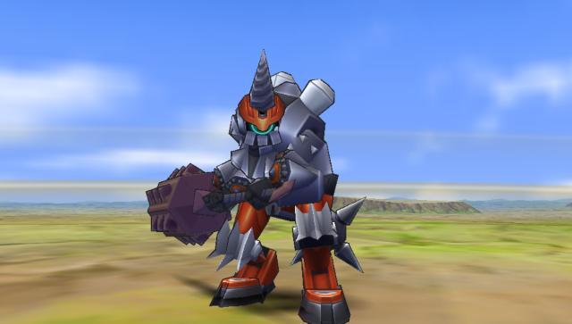 ダンボール戦機W ゲーム画面9
