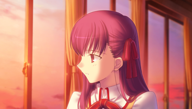 Fate/stay night [Realta Nua] ゲーム画面2