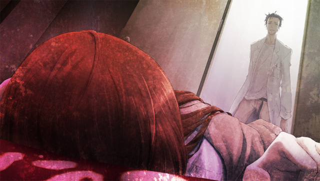 STEINS;GATE ゲーム画面1