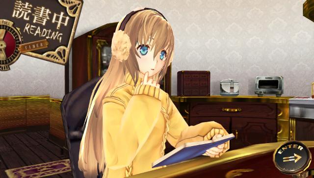 シェルノサージュ~失われた星へ捧ぐ詩~ RE:Incarnation ゲーム画面6