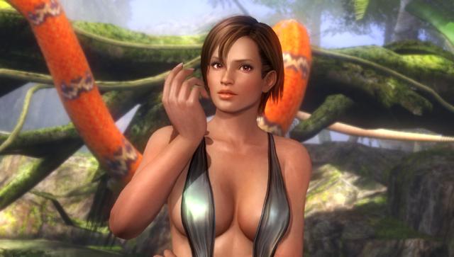 DEAD OR ALIVE 5 PLUS ゲーム画面9