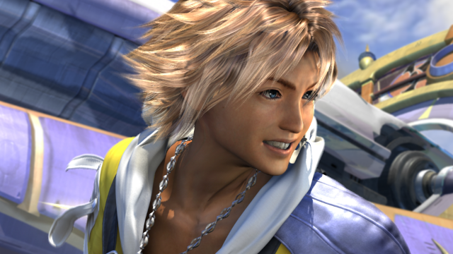 FINAL FANTASY X HD Remaster ゲーム画面1