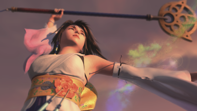 FINAL FANTASY X HD Remaster ゲーム画面6