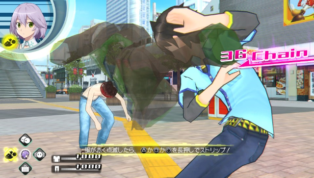 AKIBA'S TRIP2 ゲーム画面6