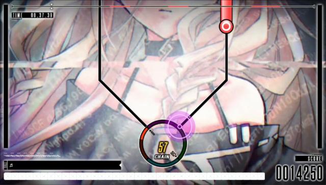 IA/VT -COLORFUL- ゲーム画面2