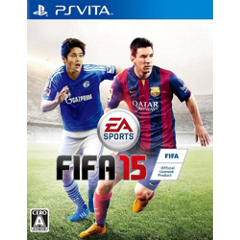 FIFA 15 ジャケット画像