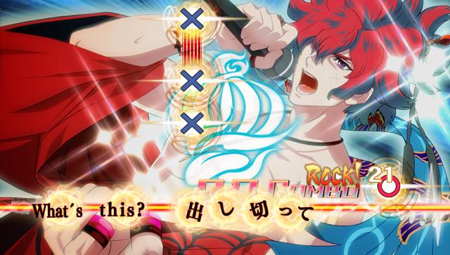 幕末Rock 超魂(ウルトラソウル) ゲーム画面6